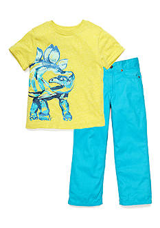 J Khaki™ Mix & Match Dino Collection Toddler Boys