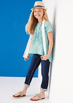 Crochet & Lace Collection Girls 7-16