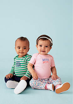 Little Baby Basics Collection Baby Boy and Baby Girl