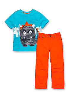 J Khaki™ Mix & Match Monster Collection Toddler Boys