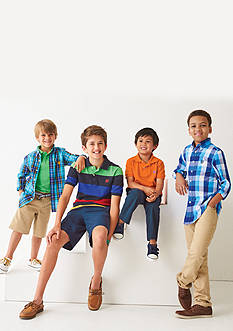Handsome Crew Collection Toddler Boys, Boys 4-7 and Boys 8-20