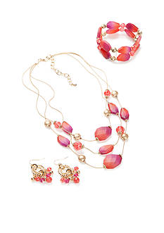 Kim Rogers® Blazin Pink Jewelry Collection