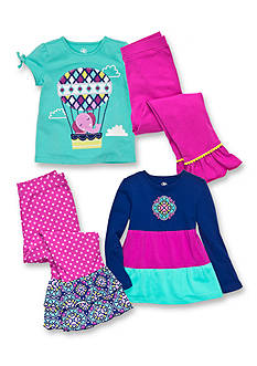 J Khaki™ Mix & Match Balloon Collection Toddler Girls