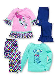 J Khaki™ Mix & Match Diamond Collection Girls 4-6x