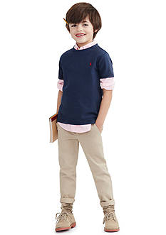 Ralph Lauren Childrenswear Cute Crew Collection Toddler Boys