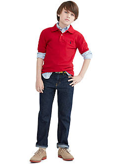Ralph Lauren Childrenswear Primary Colors Collection Boys 8-20