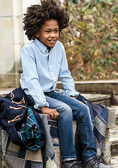 Ralph Lauren Childrenswear Blue Hues Collection Boys 8-20
