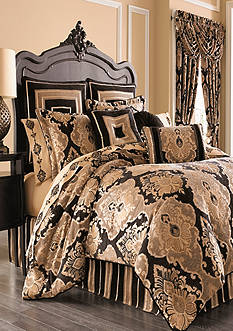 J Queen New York Bradshaw Comforter Collection