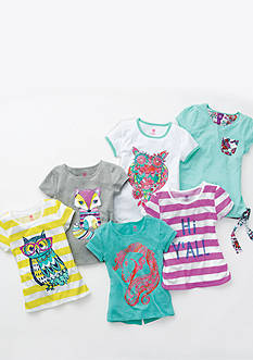J Khaki™ Novelty Tees Collection Girls 7-16