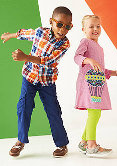 J Khaki™ Mix & Match Playtime Collection Boys 4-7 and Girls 4-6x