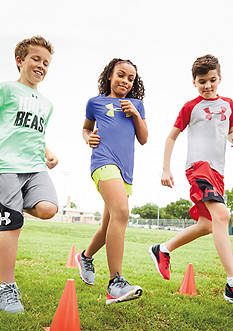 Under Armour® Play Collection Boys 8-20 and Girls 7-16