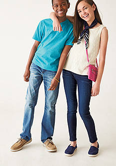 Levi's® Denim Collection Boys 8-20 and Girls 7-16