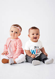 Carter's® Little Baby Basics Collection Baby Girls and Baby Boy