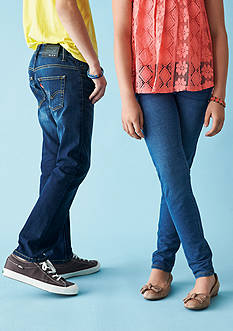 Levi's® Knit Denim Collection Boys 8-20 and Girls 7-16