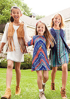 Trend Dresses Collection Girls 7-16 and Girls 4-6x