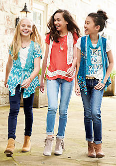Crochet & Lace Trends Collection Girls 7-16