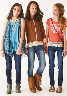 Fun Favorite Trends Collection Girls 7-16