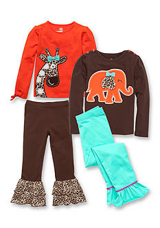 J. Khaki® Mix & Match Safari Collection Toddler Girls