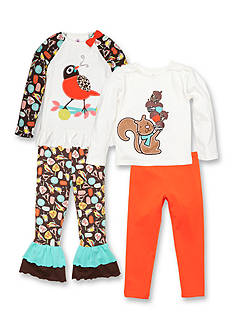 Mix & Match Cozy Cute Collection Toddler Girls