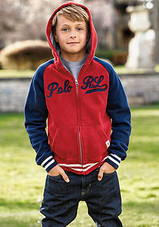 Ralph Lauren Childrenswear Sporty Spin Collection Boys 8-20