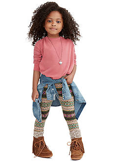 Ralph Lauren Childrenswear Standout Style Collection Girls 4-6x