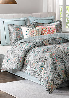 Echo Design Sterling Reversible Bedding Collection
