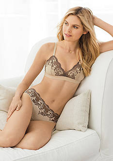 Wacoal Lace Affair Cappuccino Collection