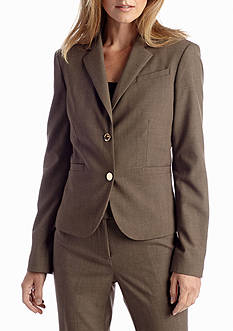 Calvin Klein Taupe Pant Suit