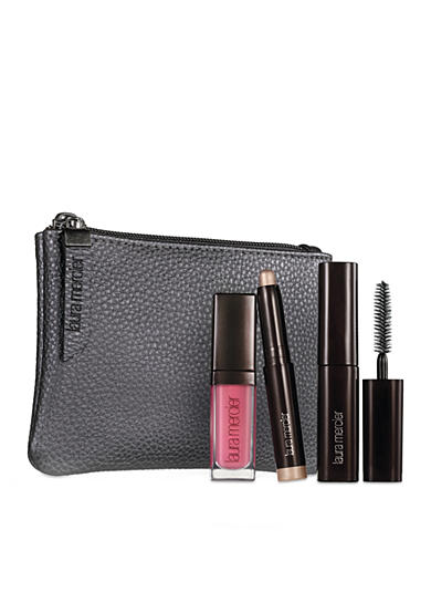 Receive a free 4-piece bonus gift with your $95 Laura Mercier purchase & code