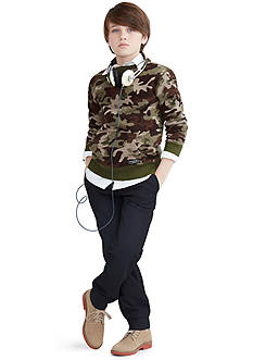 Ralph Lauren Childrenswear Cool Camo Collection Boys 8-20