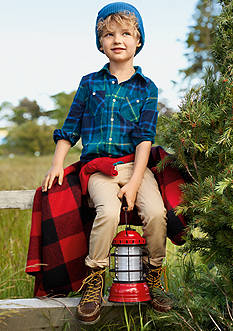 Chaps Casual Cute Collection Boys 4-7