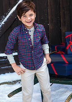 Ralph Lauren Childrenswear Mix and Match Collection Toddler Boys