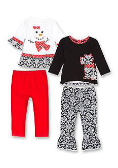 Nursery Rhyme® Mix & Match Snowgirl & Scottie Collection Baby Girl