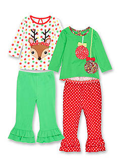 Nursery Rhyme® Mix & Match Reindeer Collection Baby Girls
