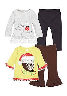 Nursery Rhyme® Mix & Match Reindeer & Owl Collection Baby Girls