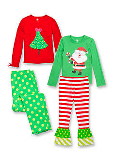 J. Khaki® Mix & Match Santa Collection Toddler Girls