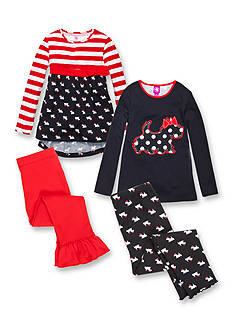J. Khaki® Mix & Match Scottie Collection Toddler Girls