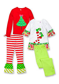 J. Khaki® Mix & Match Elf Collection Girls 4-6x