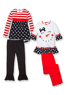 J. Khaki® Mix & Match Snowgirl Collection Girls 4-6x
