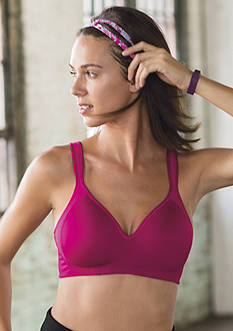 Bali® Active Classic Coverage Wire-free Bra & Full Cut Cotton Brief