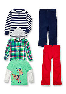 J. Khaki® Mix & Match Reindeer Collection Boys 4-7