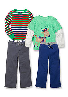 J. Khaki® Mix & Match Reindeer Collection Toddler Boys