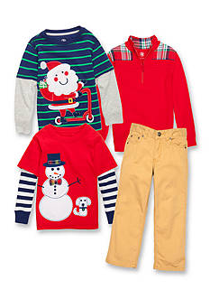 J. Khaki® Mix & Match Snowboy Collection Toddler Boys