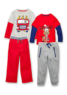 Mix & Match Moose Collection Toddler Boys