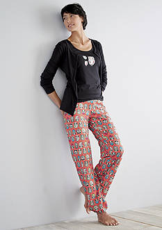 Kim Rogers® 3-Piece Pajama Set Collection