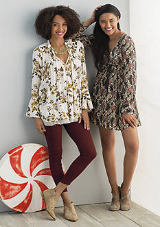 Free People Floral Collection