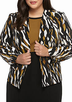 Kasper Plus Size Bronze Collection