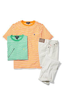 Ralph Lauren Childrenswear Everyday Essentials Collection Boys 8-20