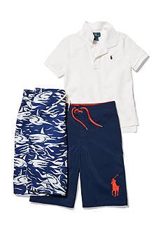Ralph Lauren Childrenswear Aquatic Adventure Collection Boys 4-7