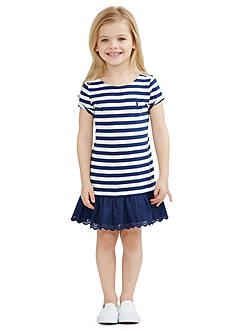 Ralph Lauren Childrenswear True Prep Collection Toddler Girls and Girls 4-6x